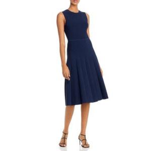 Narciso Rodriguez Flare Knit Dress Sz 42